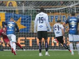 Spettacolo al Tardini, Quagliarella fa 25. Goal
