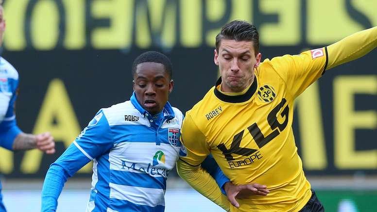 Queensy Menig rejoint la Ligue 1. Goal