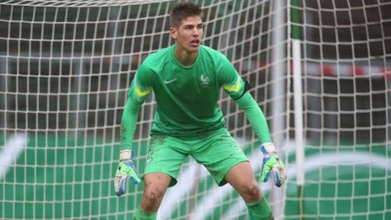 Quentin Braat reste à Niort. Goal