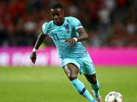 Quincy Promes will line up in AJax colours next season. GOAL