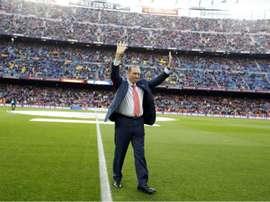 Ex-Barcelona, Sporting Gijon and Spain star Quini dies