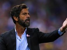Quique Sanchez Flores has left the Chinese Super League. GOAL