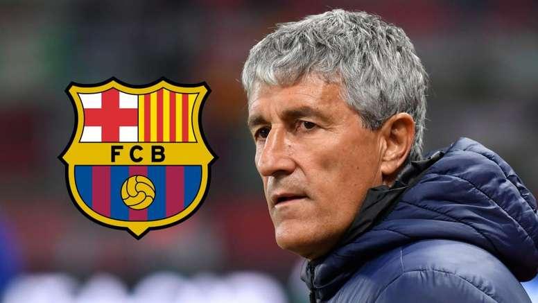 Conheça Quique Setién, substituto de Valverde no Barcelona. Goal