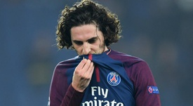 Rabiot is thought to want to leave the French champions. GOAL