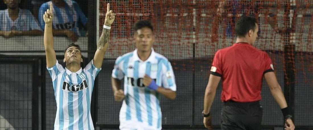 Os argentinos foram superiores aos brasileiros. GOAL