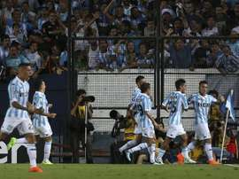 Copa Libertadores Review: Inter target Martinez leads Racing to win