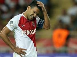Falcao n'a pu empêcher la défaite des siens. Goal