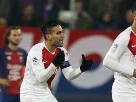 Radamel Falcao libère les siens. Goal