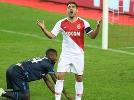 Falcao, impuissant. Goal