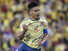 Falcao captains his national team into the Copa America.