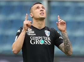Krunic had a fine season at relegated Empoli and will now play at AC Milan. GOAL