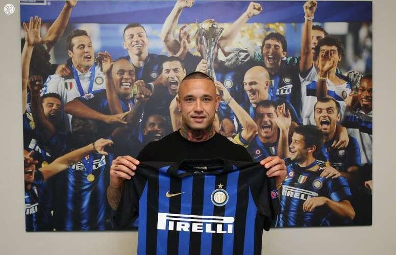 Inter e o sonho de voltar a ser protagonista. Goal