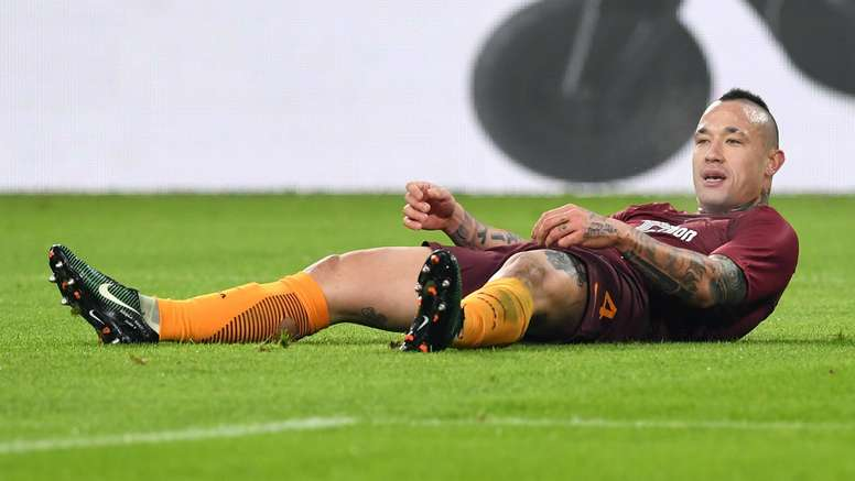 Radja Nainggolan believes it will be tough to keep up with Juve. Goal