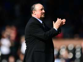 Benitez wanted to develop a project at Newcastle United