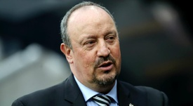 Benitez moved to China for money, says Newcastle managing director. GOAL