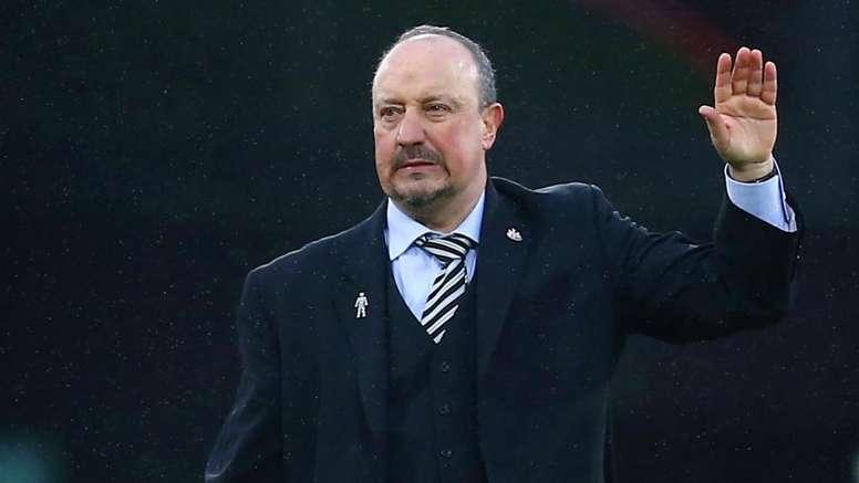 Benitez explique les raisons de son départ de Newcastle. Goal