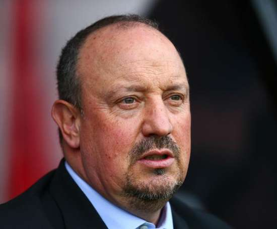 Rafa Benitez wants VAR introduction to come as fast as possible. GOAL
