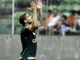 Rafael Moura América-MG Santos Brasileirão Série A. Goal