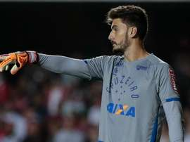 Rafael Monteiro vem sendo o goleiro do onze da 'raposa'. Goal