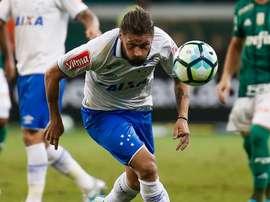 Jogador do Cruzeiro comentou o empate a três. Goal