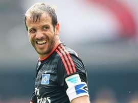 Van der Vaart avec un nouveau club. Goal