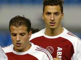 Rafael van der Vaart a eu des désaccords avec Zlatan. Goal