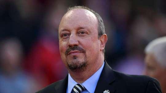 Arsenal boss Emery praises Benitez's legacy