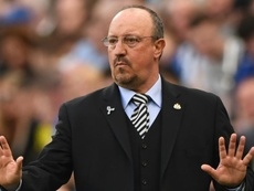 Benitez explains Newcastle exit. GOAL