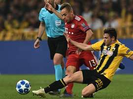 Le Bayern renoue avec la victoire en Europe. Goal