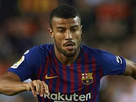 Rafinha has been given the all clear for Barcelona. GOAL