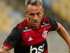 Rafinha se declara ao Flamengo, mas ainda sonha em jogar no Coritiba. Goal