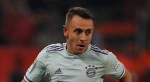 Rafinha unhappy about his lack of game time. GOAL