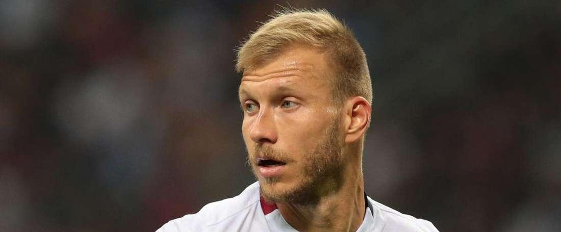 Le défenseur estonien Ragnar Klavan s'est confié à Goal. Goal