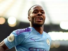 Man City forward reaches 100 club goals. GOAL