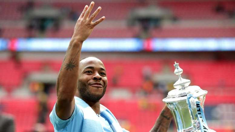 Sterling wants to play abroad later on in the future possibly in Spain. GOAL