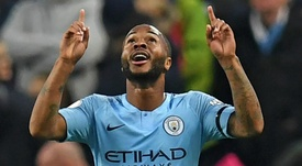 No meio de tantos craques, Sterling é vital no Manchester City de Guardiola. Goal