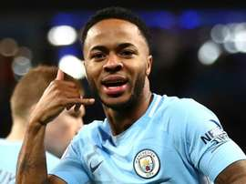 Raheem Sterling, Manchester City. GOAL