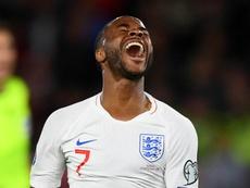 Southgate enjoying Sterling's rise to superstar status
