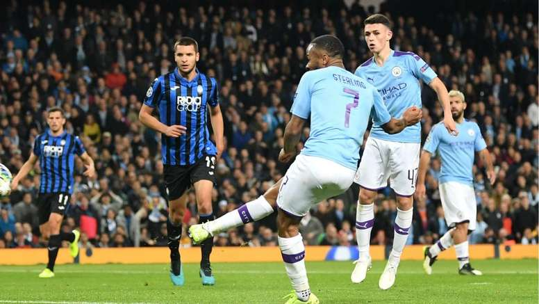 Raheem's on fire! Stones lauds Man City star Sterling's mentality. GOAL