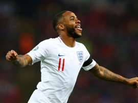 Sterling could be next England captain. GOAL