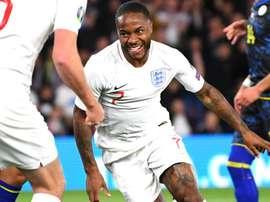 England play away to Kosovo. GOAL