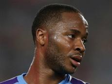 Sterling helped Man City beat Yokohama 3-1 in City's final pre-season friendly. GOAL