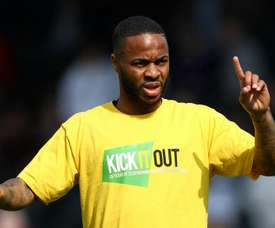 Raheem Sterling has been the subject of several racist attacks. AFP