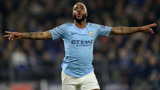 Sterling praises City victory