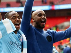 Delph pledges to push Sterling on to greatness. Goal