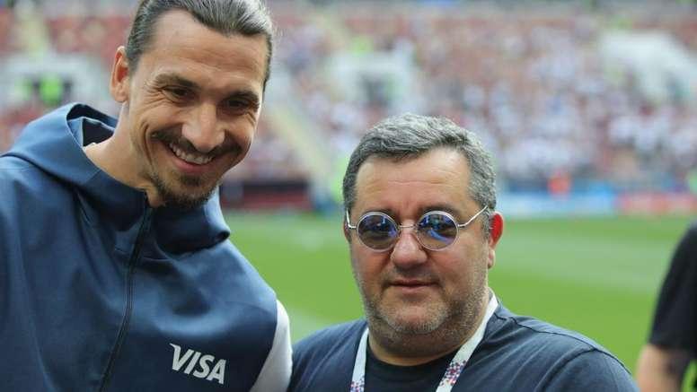 Raiola has appealed against his worldwide ban by FIFA. GOAL