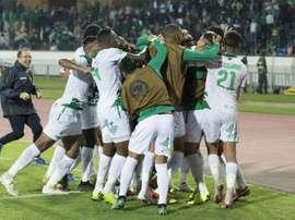 Le Raja Casablanca remporte la Supercoupe d'Afrique. Goal