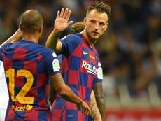 Iniesta: Rakitic wants Barca stay