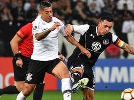Dentro de casa o Corinthians dá adeus a Libertadores. Goal