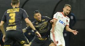 O retrospecto de Corinthians e Flamengo em mata-matas. Goal